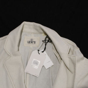 664bbf95 Levi's Jackets & Coats - Levi's Made and Crafted Mens Silk Trenchcoat/Robe